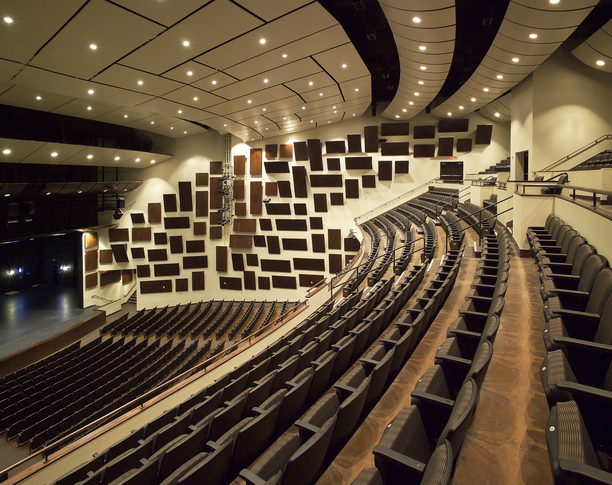 Broken Arrow Performing Arts Center - Wallace Engineering
