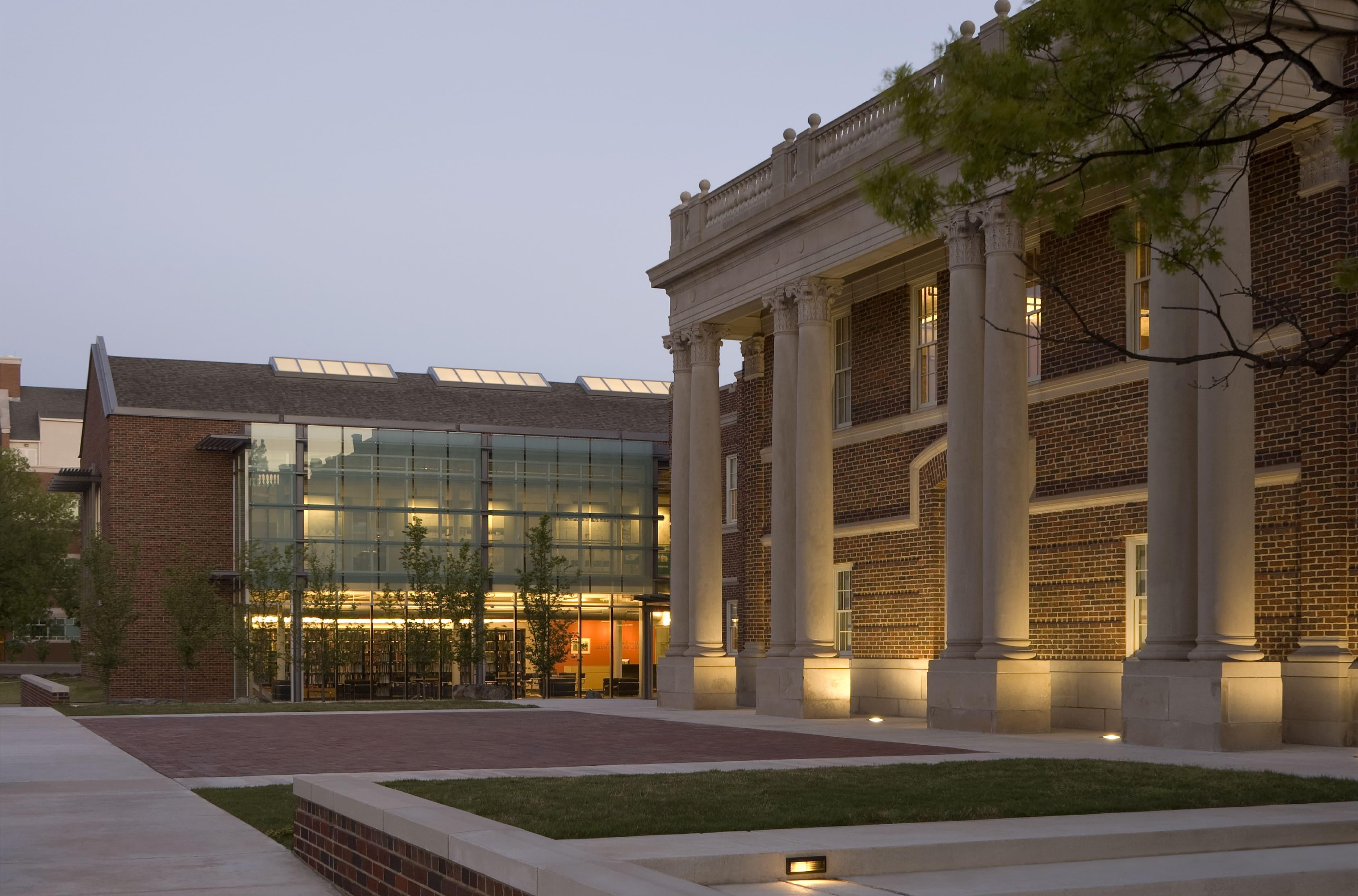 Civil Engineering Oklahoma State University 2018 Dodge