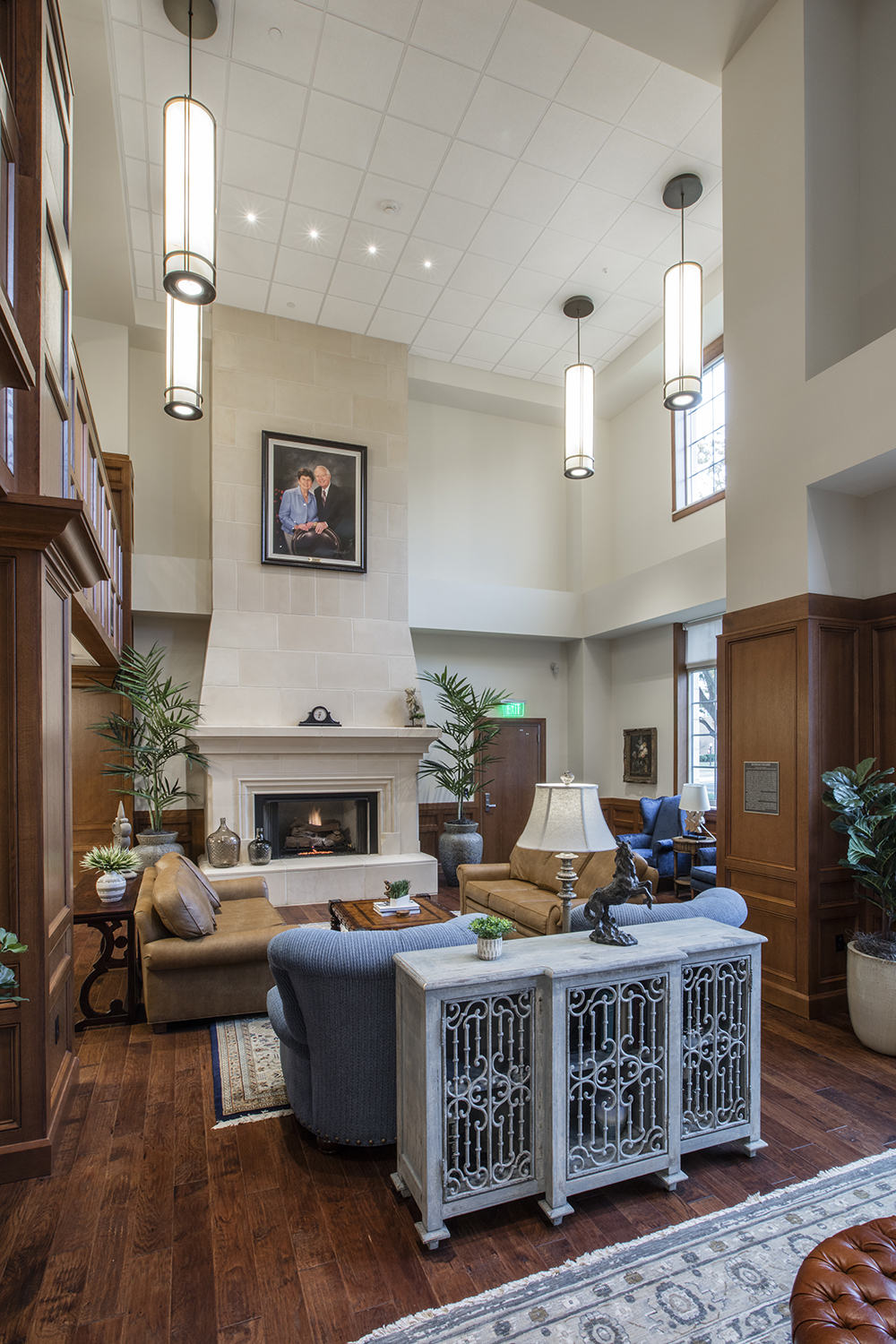 Universities In Oklahoma >> University of Oklahoma Residential Colleges - Wallace ...