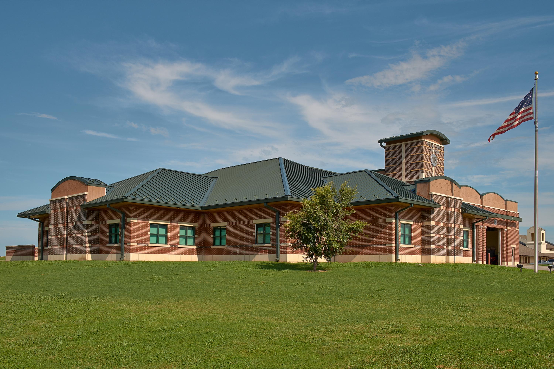 Tulsa Fire Station 16 - Wallace Engineering