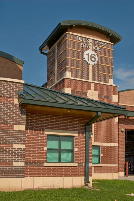Tulsa Fire Station 16 Wallace Engineering