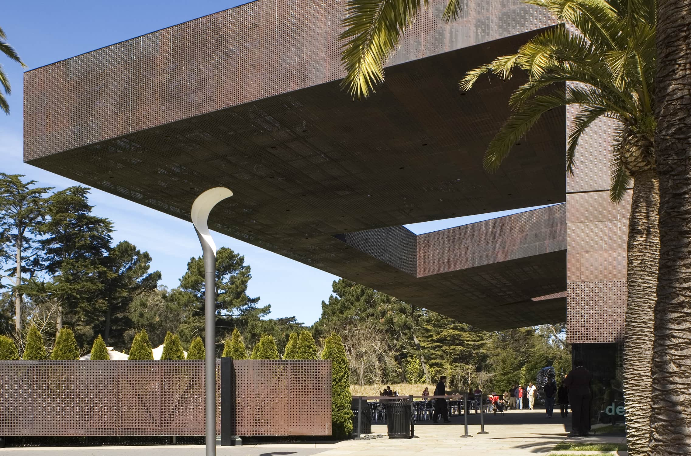 De Young Museum Wallace Engineering