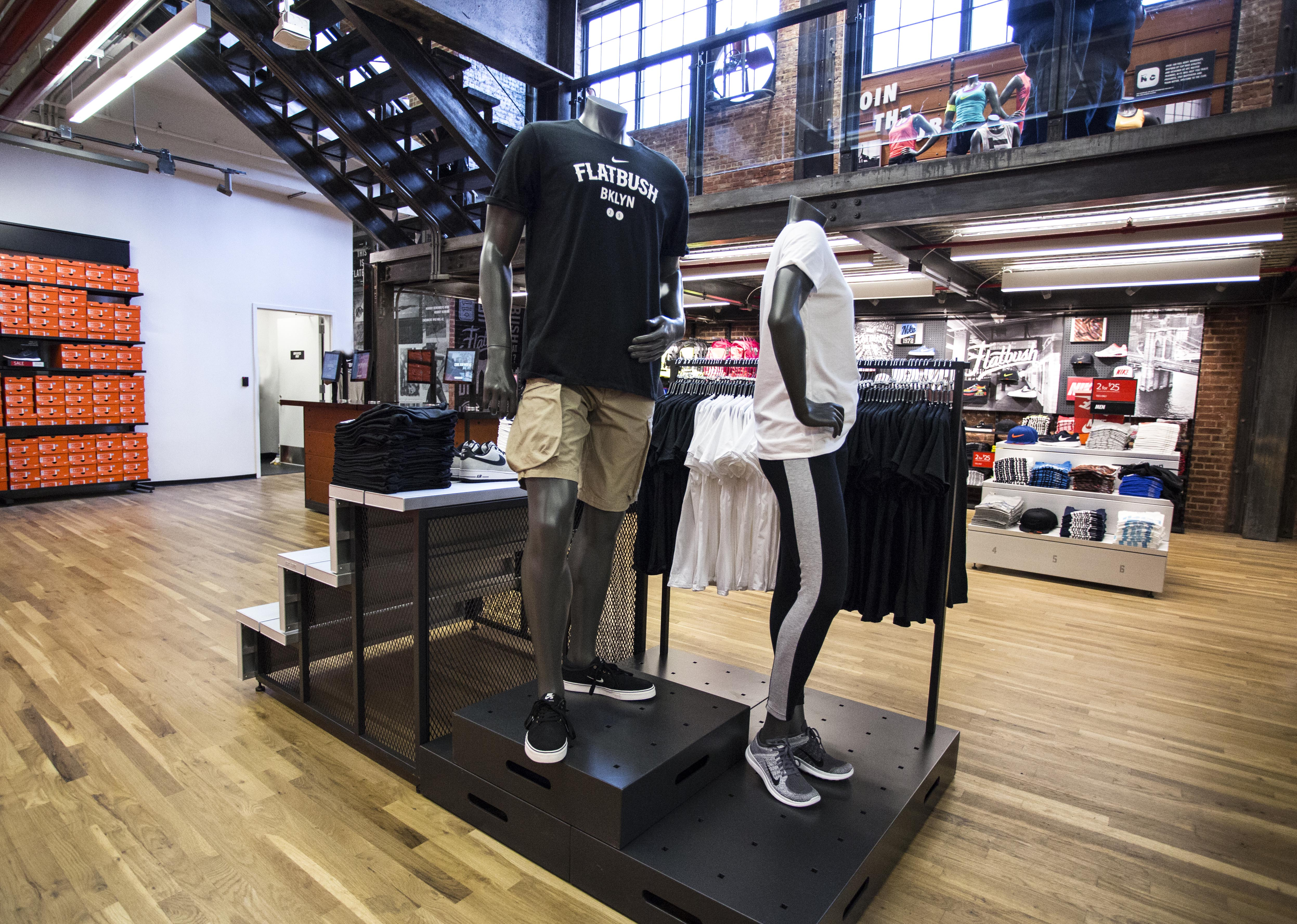 Nike Stores Wallace Engineering