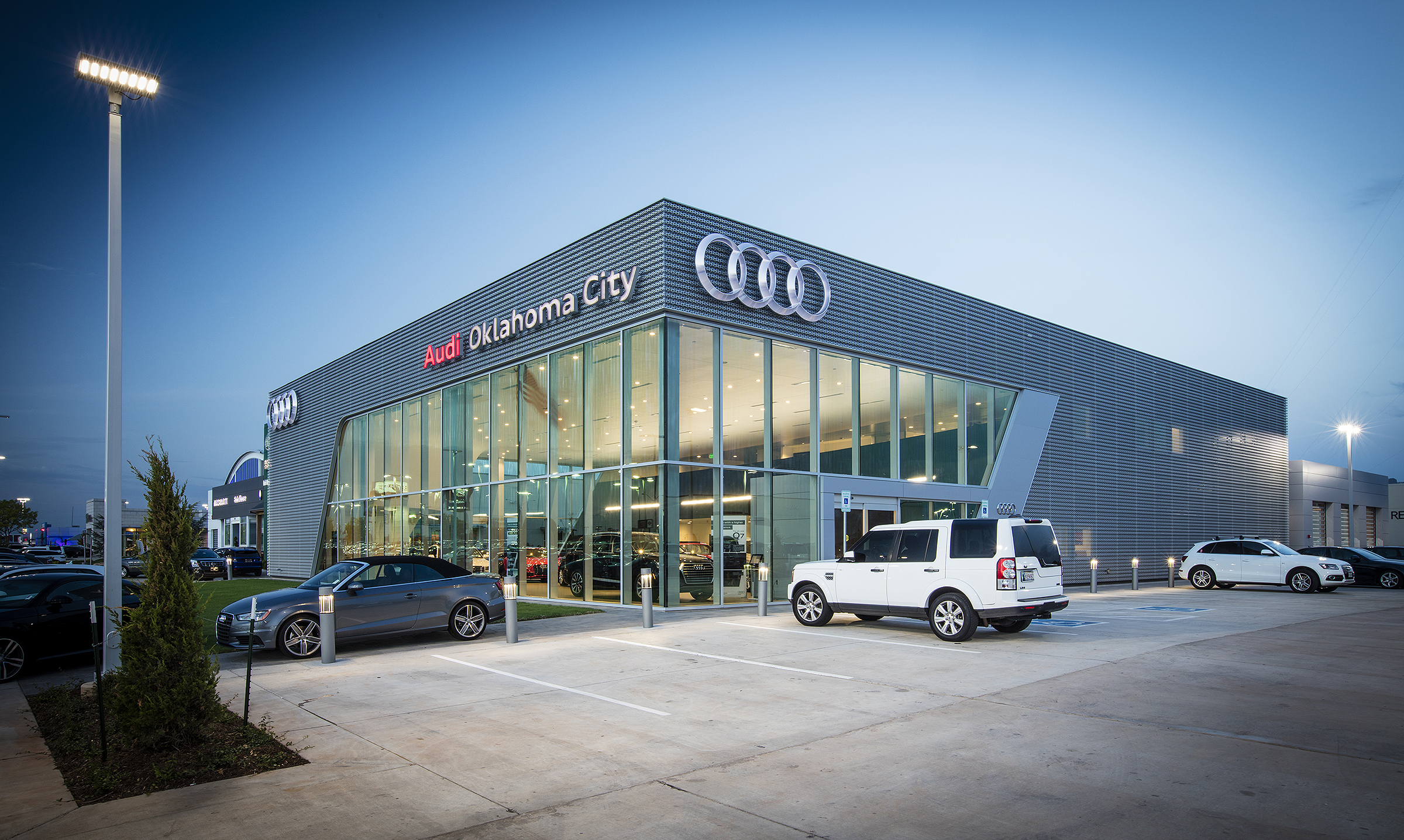 Porsche Pre Owned >> Audi Oklahoma City - Wallace Engineering
