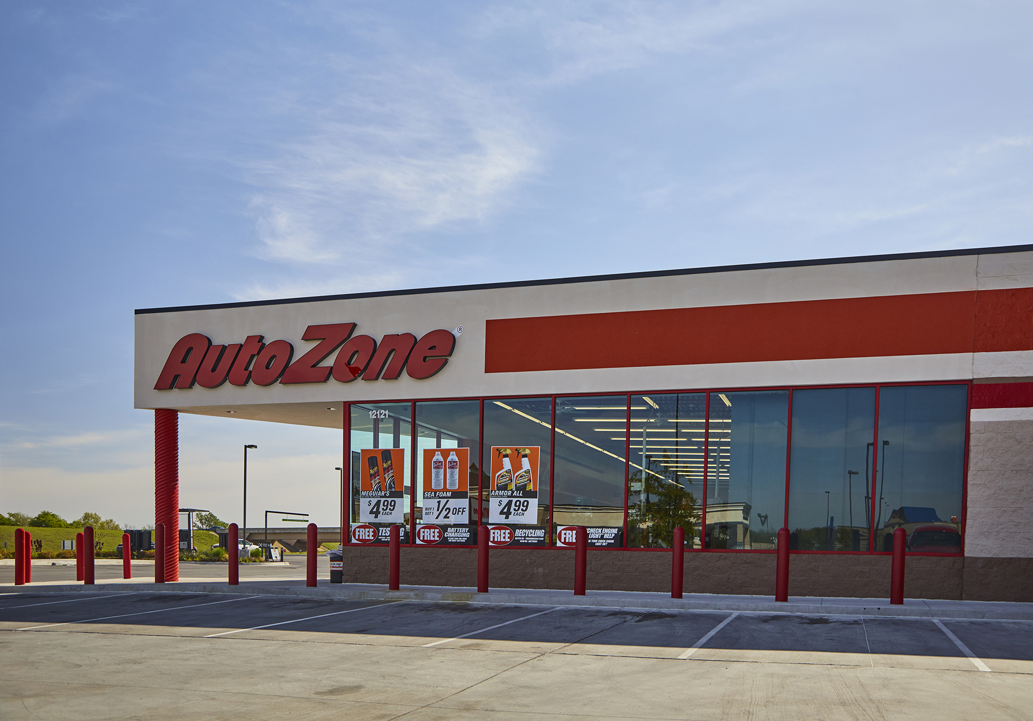 Autozone Stores Wallace Engineering