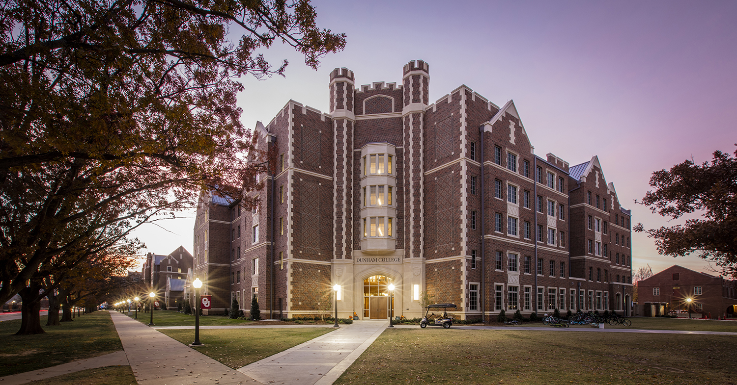Georgia State College >> University of Oklahoma Residential Colleges - Wallace Engineering