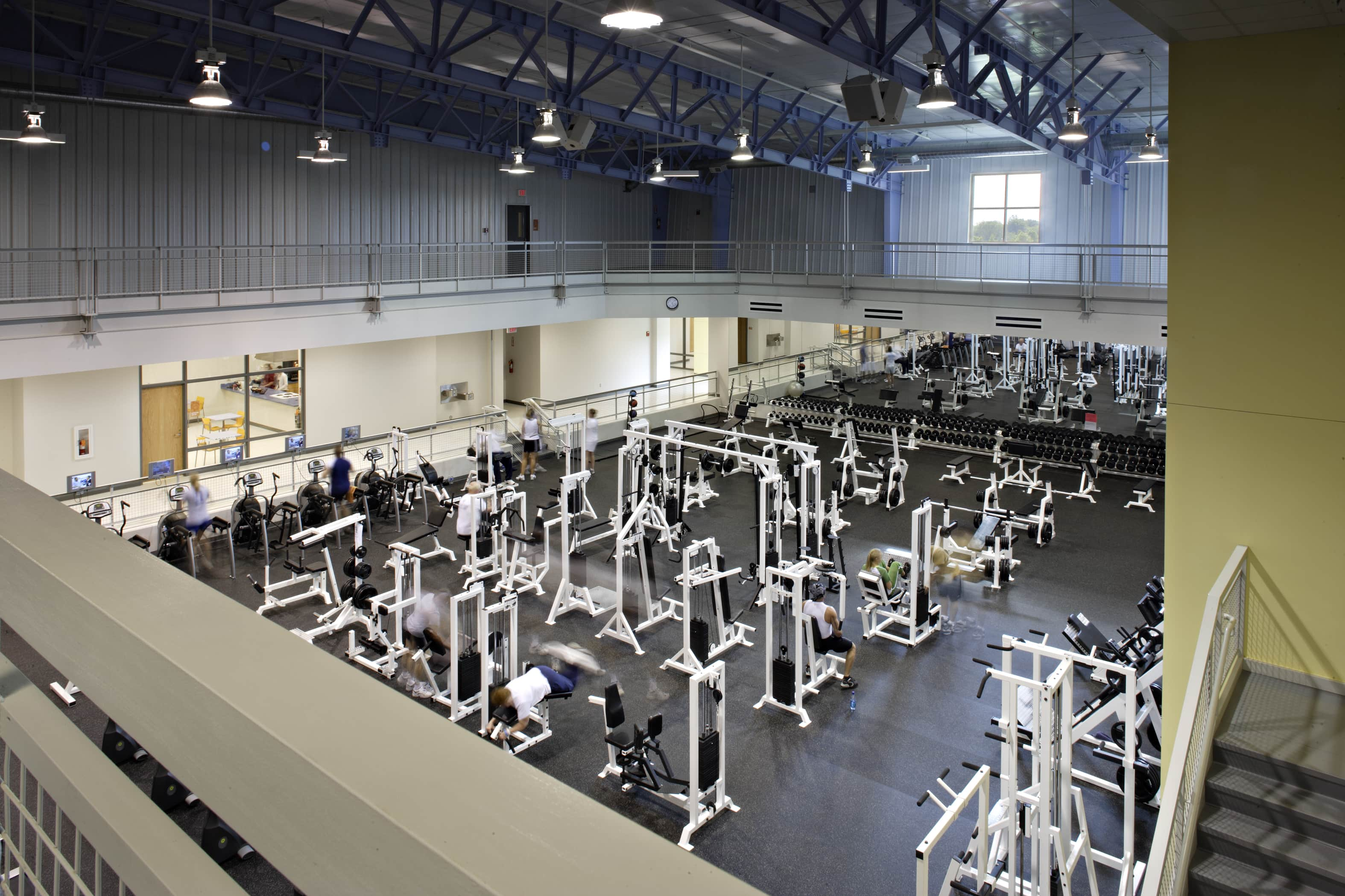 Pryor Creek Recreation Center Wallace Engineering