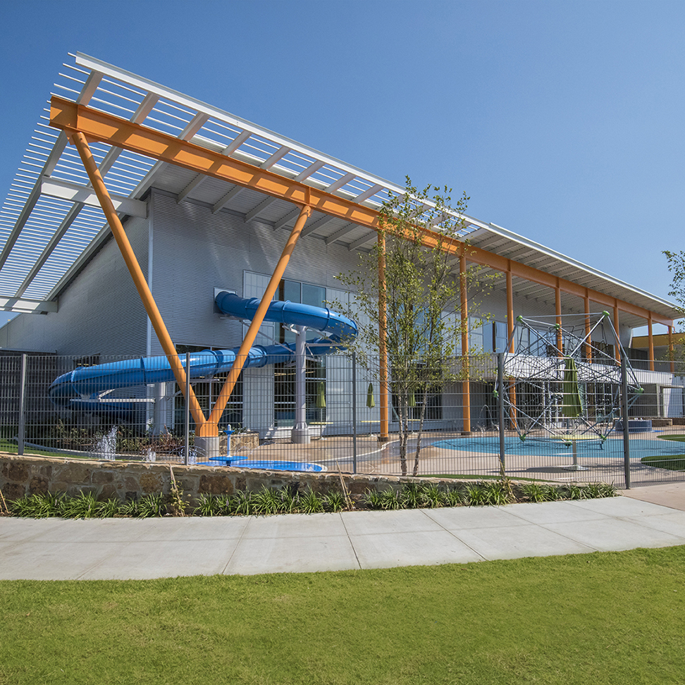 Tandy Family YMCA Expansion - Wallace Engineering