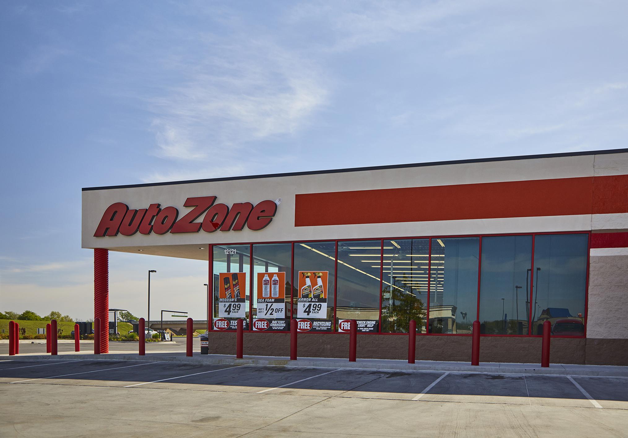 Autozone Stores Wallace Engineering